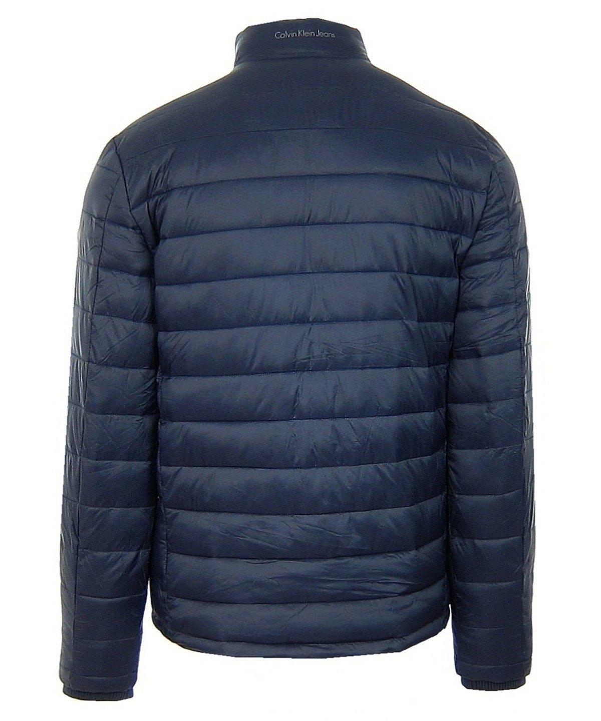 Details zu CALVIN KLEIN JEANS Addi 2 Herren Men Steppjacke Jacke Jacket Blau S,M,L,XL,XXL