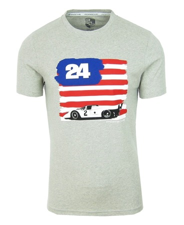 porsche driver 39 s selection herren men t shirt kurzarm grau. Black Bedroom Furniture Sets. Home Design Ideas
