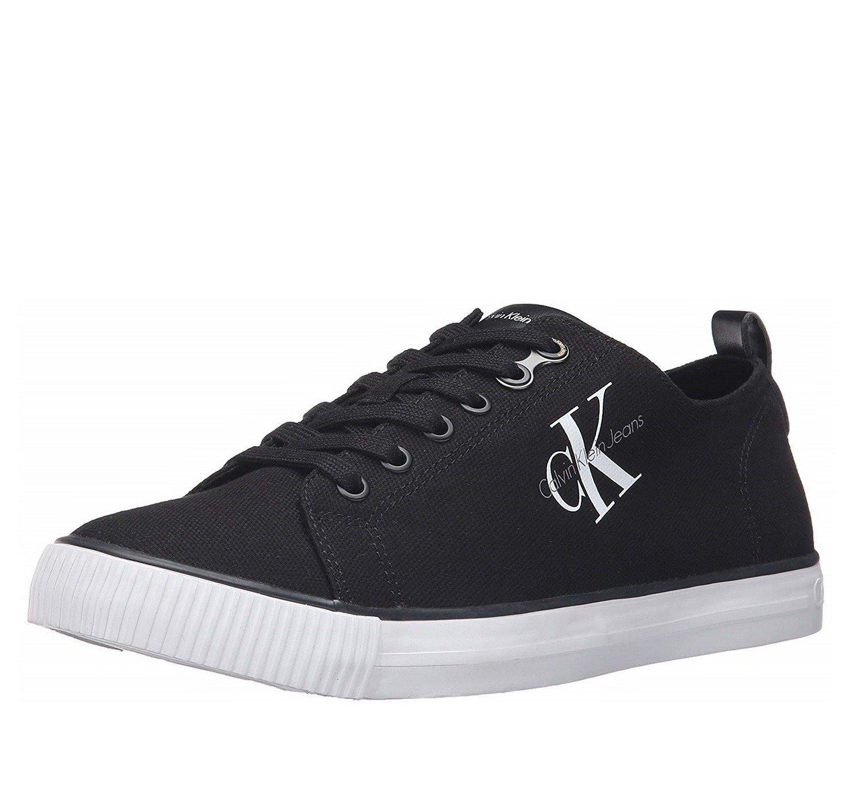 Schwarz Calvin Klein Jeans Men Arnold Herren Schuhe Sneaker Black Kl1FJcT