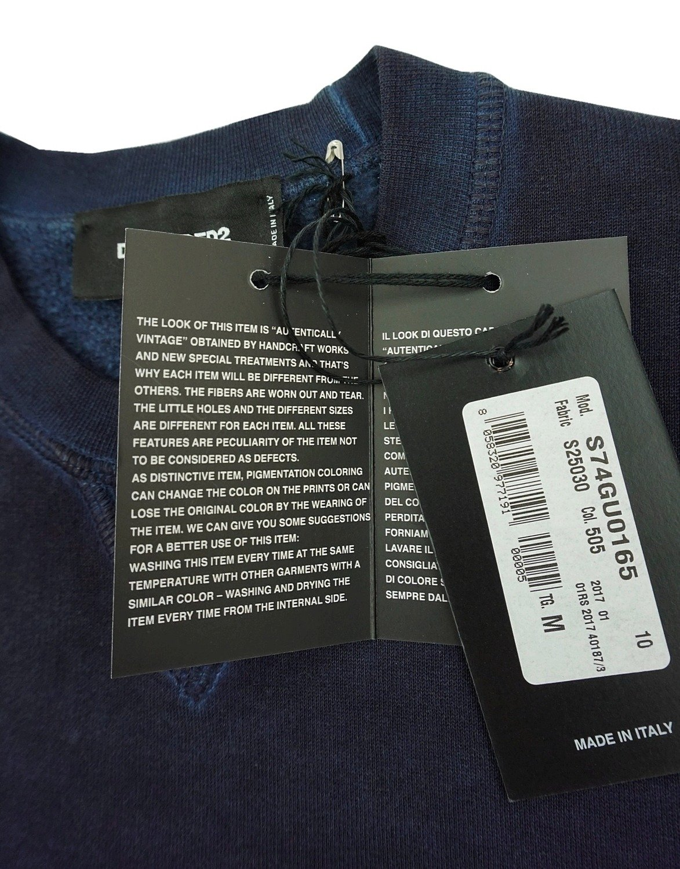 DSQUARED2 S74GU0165 Herren Men Sweatshirt Pullover