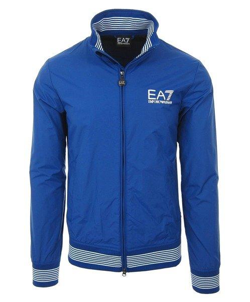 EMPORIO ARMANI EA7 271193 Herren Men Übergangs Jacke Jacket Blau Blue Ink  Click to zoom ... 23c367d249