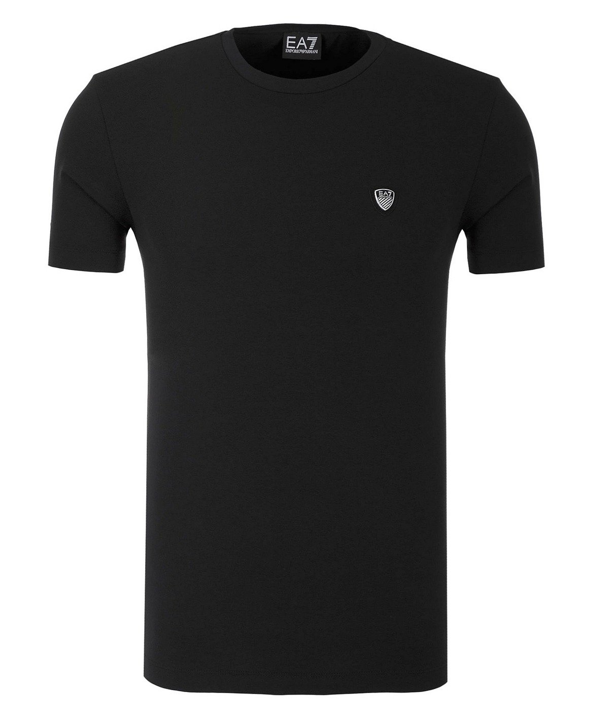 5a87ecd267 EMPORIO ARMANI EA7 3YPTL7 Herren Men T-Shirt Kurzarm Logo Figurbetont Click  to zoom ...