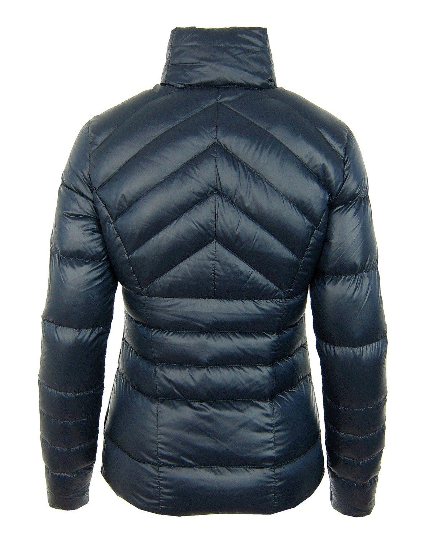 emporio armani ea7 5p245 damen women daunenjacke down jacket dunkelblau navy damen women. Black Bedroom Furniture Sets. Home Design Ideas