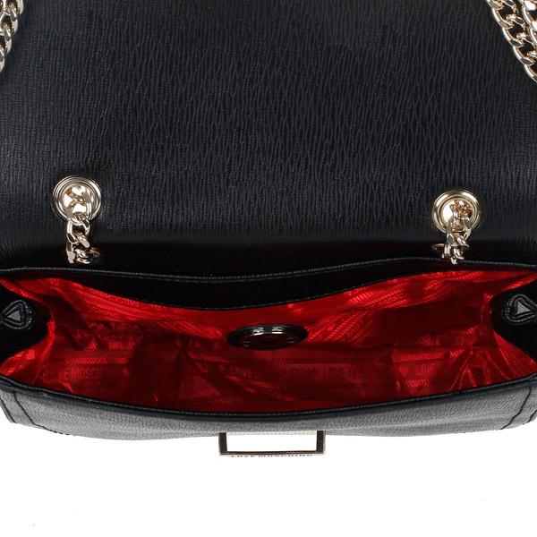 love moschino jc4141pp90kd0000 damen women schulter tasche. Black Bedroom Furniture Sets. Home Design Ideas