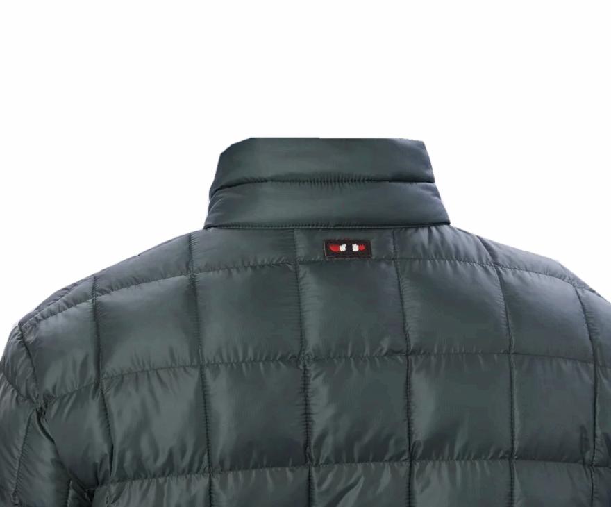 NAPAPIJRI Ack Herren Men Steppjacke Jacke Jacket Volcano Slim Fit
