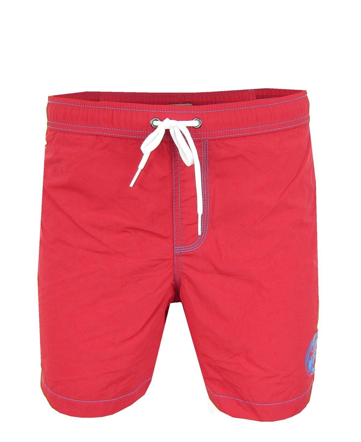 bieten eine große Auswahl an gute Qualität begrenzter Preis NAPAPIJRI Smu Valdo Herren Men Badeshorts Badehose Beachwear Rot Red