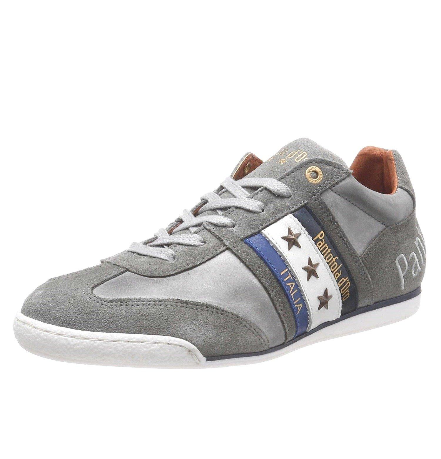 Pantofola d'Oro Herren Sneaker Imola Uomo in Braun i@9_I Das