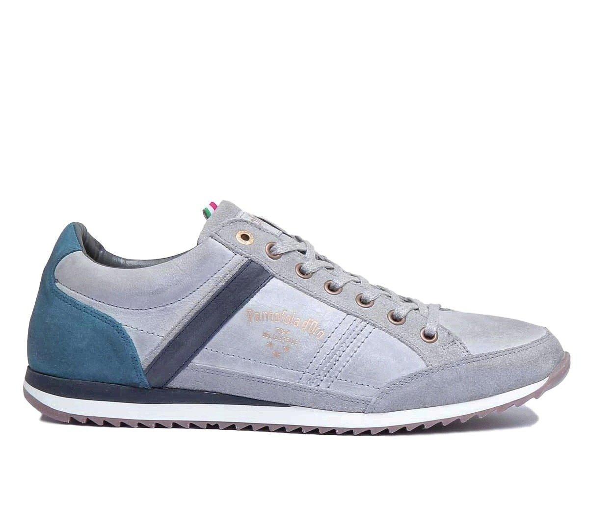 Matera Low Pantofola D´oro Schuhe Shoes Sneaker Herren Men Uomo Grau UMVzSpq