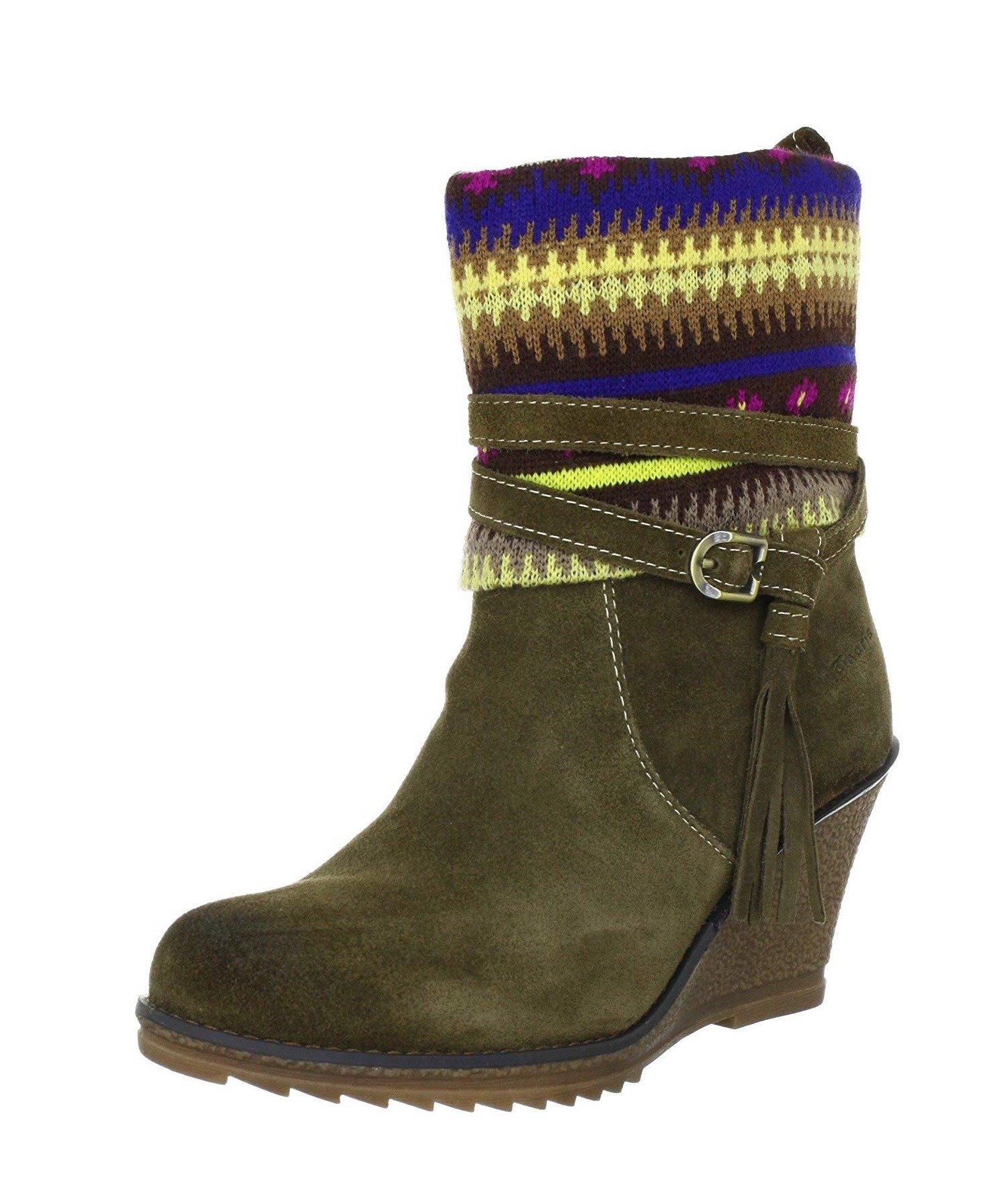Größentabelle Damen Schuhe schwarz Tamaris