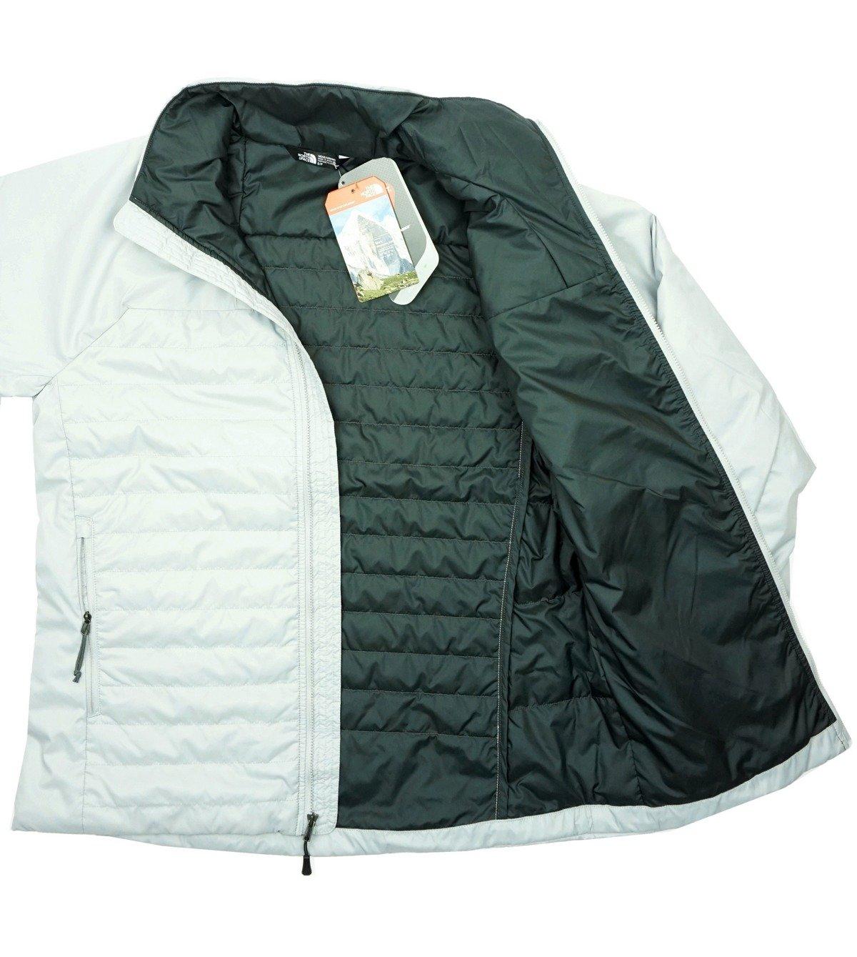 THE NORTH FACE Herren Men Outdoor Jacke Jacket Grau Grey Atmungsaktiv