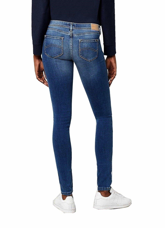 b29197d817645f ... TOMMY HILFIGER Denim Natalie Damen Women Skinny Jeans Hose Blau Blue  Click to zoom ...