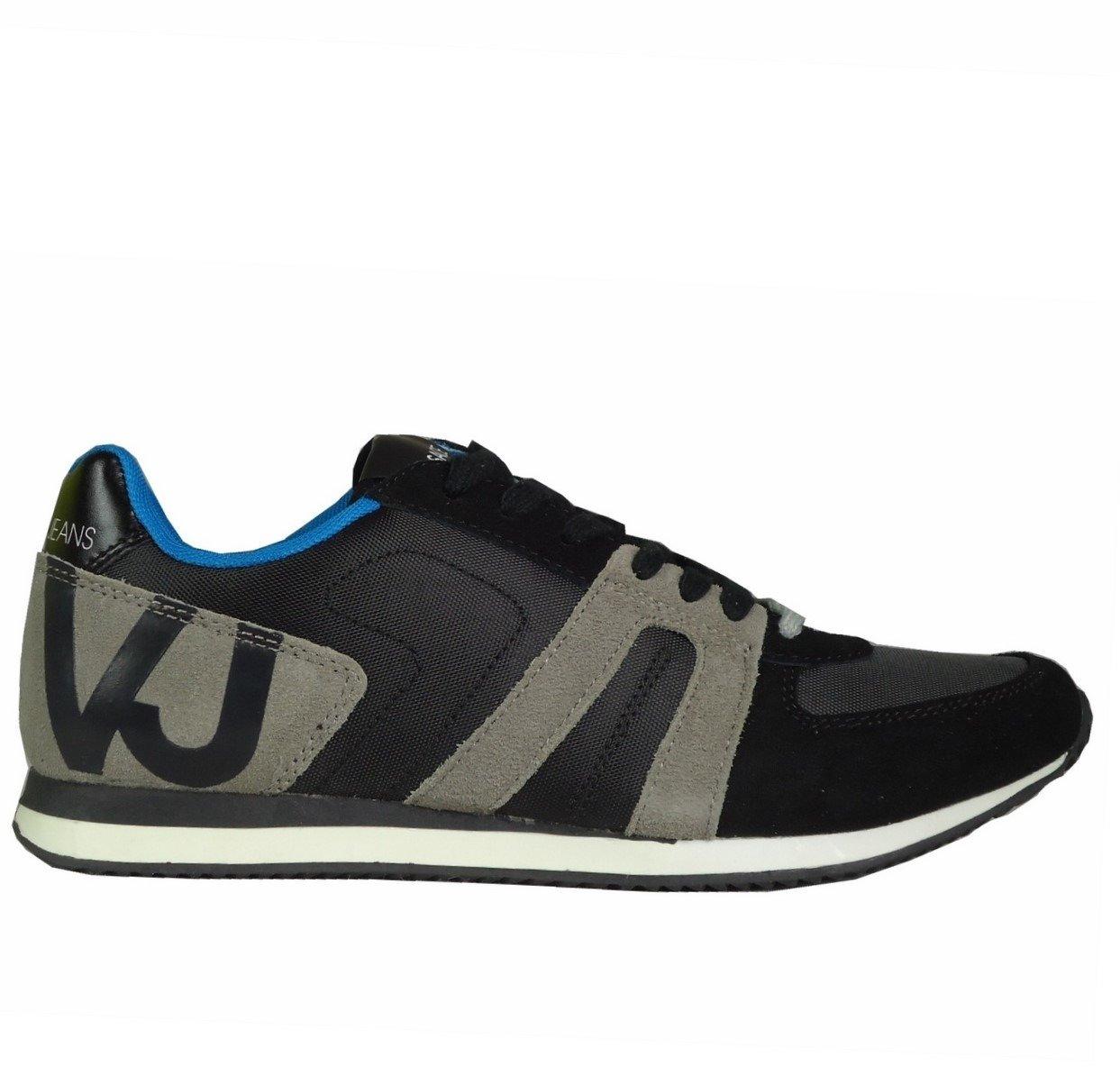 Sneaker Homme Men Schwarz Versace ChaussuresShoes Jeans wOknP0