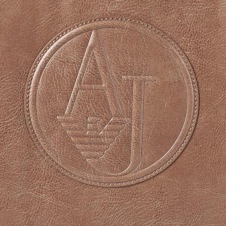 ARMANI JEANS AJ 05226 Damen Women Donna Tasche Shopperbag Purse Braun Brown