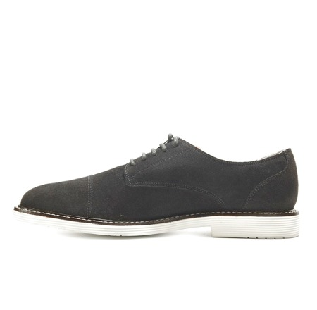 Shoes Men Lace Ups Grey Jeans Armani Ajv6540 Leder Grau Herren Schnürschuhe wn0OPk8
