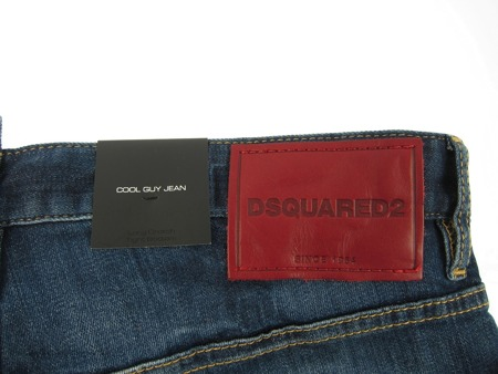 DSQUARED² S71LB0172 Cool Guy Jean Herren Men Jeans Hose Made in Italy