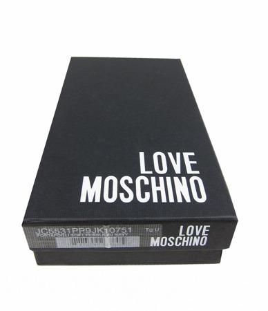love moschino jc5531pp9jk10751 damen women geldb rse wallet portemonnaie blau damen women. Black Bedroom Furniture Sets. Home Design Ideas