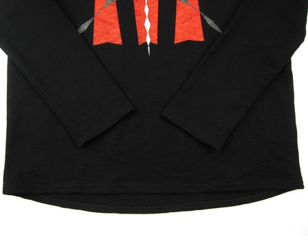 MARCELO BURLON Country of Milan Herren Men Sweatshirt Pullover Made in Italy Lux
