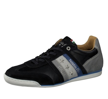 Pantofola d´Oro Imola Uomo Low Dress Blues Herren Men Schuhe Shoes Sneaker