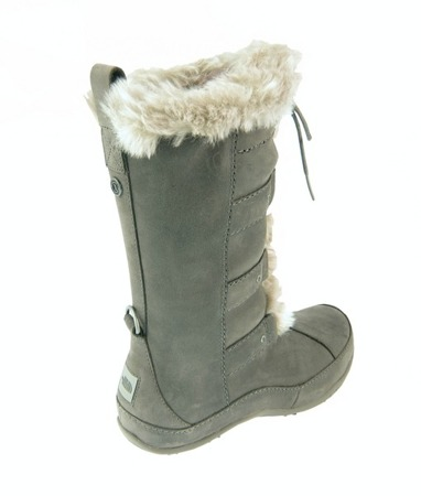THE NORTH FACE Abby IV Luxe Damen Women Winter Schuhe Shoes Stiefel Boots Leder