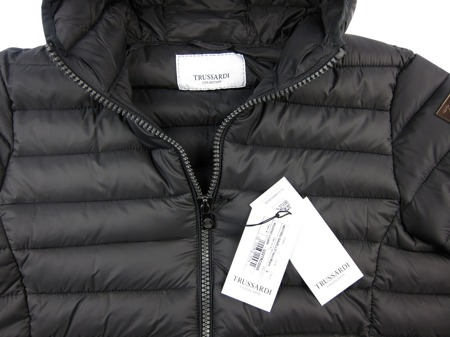 TRUSSARDI Collection Gavello Herren Men Steppjacke Jacke Jacket Anthrazit