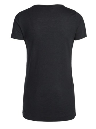 TRUSSARDI Collection  T.Truss.Mo Damen Women T-Shirt Schwarz Black Made in ITALY